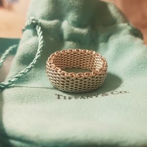Tiffany and Co Somerset Ring